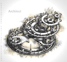 Architect by CThersippos