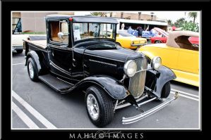 32 Ford Pick-Up by mahu54
