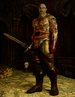 Orc Bloodied by Zethara