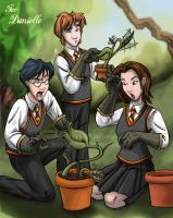Herbology is Phun by tina-lynn