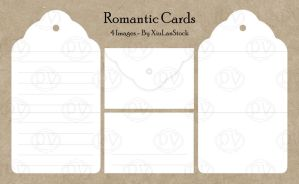 Romantic Cards - Scrapbooking Pack by XiuLanStock