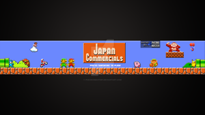 Japancommercials4U2 One Channel Layout by Pheonixmaster1
