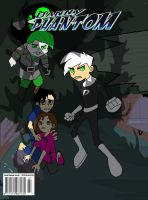 Danny Phantom Comic thing by Impious-Imp