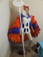 Sorceress Costume revised 11 by Deltara