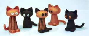 Clay Cat Club by No-Avail