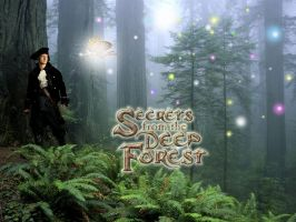 Secrets from the Deep Forest by BenoitAubry