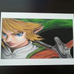 Link from Zelda by Wazche