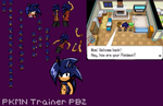 Pb2's Pokemon Black/White Sprite Sheet by parrishbroadnax
