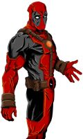 Deadpool by CounterPunch