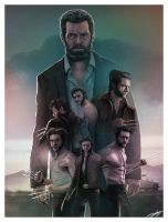 Logan Evolution by AndyFairhurst