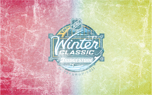 Winter Classic Ice Wallpaper by DevinFlack