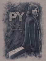 Pete Yorn Poster by Neale
