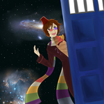 Doctor Who by Pikapower96