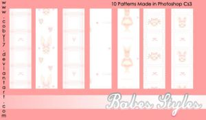 Babe Style Patterns by Coby17