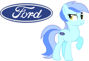 Ford pony by Water-horse