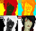 Andy Warhol Marshal Lee by Carolynzy6125andBSP