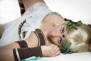 Victory is mine! by AngelLiriel