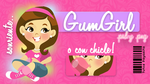 GumGirl.PSD by Payasiita