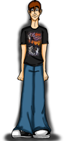 Some Skinny!Kenny by geekgirl8