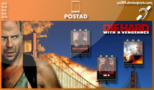 PostAd - 1995 - Die Hard 3 With A Vengeance by od3f1