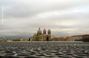 Marseille Cathedral by animisiewaz