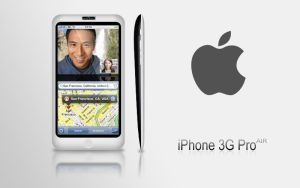 iPhone 3G Pro Air by gfx4more
