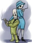 A Little Manny Calavera by jameson9101322