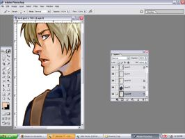 WIP - Resident Evil 4 by 2beats