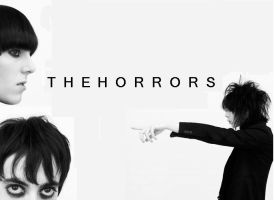 THE HORRORS by myartformmachines
