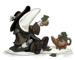 Tea with the Taxman by ursulav