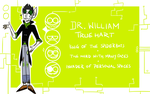 Dr. W Reference 2014 by theStupidButterfly