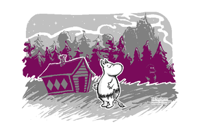 Moomin Dreams by Fragile-yet-CunNINg