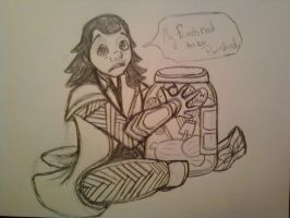 My Friends Need To Be Punished :Loki: by InvisibleCorpseGirl