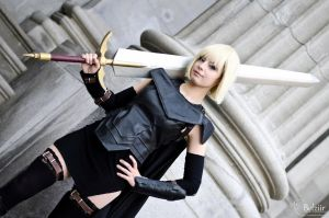 Claymore: +Proud+ by HeikiC