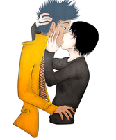 Malec_Yay by ApricotIceCream