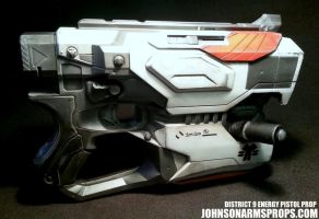 District 9 Themed Nerf Diatron by JohnsonArms