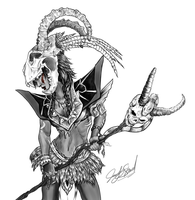 Witch Doctor by Miserie