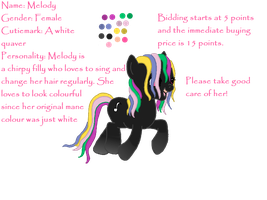 MLP Adoptable 13 TAKEN by HeatherTrelawney