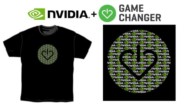 NVIDIA T-Shirt for Charity Entry1 by Toineed