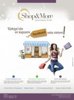 Shop and More Advertising by grafiket