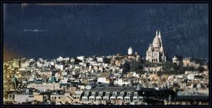 Montmartre and the Sacred Meringue by SUDOR