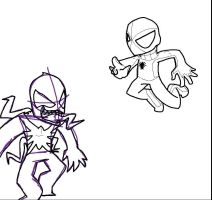 wip spidey 4 by gameoverYEAAA