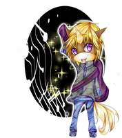 :Commission: Chibi Arion by dogstitch