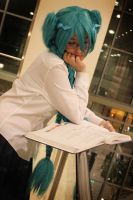 Vocaloid 2 - Determined to be the Best by SuperWeaselPrincess