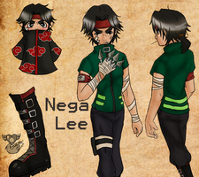 Nega Lee by Numbuh-9