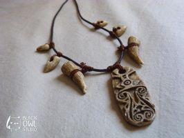 Skyrim : The Gauldur Amulet by BlackOwlStudio