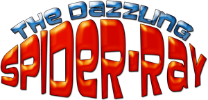 The Dazzling Spider-Ray Logo by kelvin8