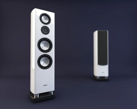 Speakers Canton by LHgrafix