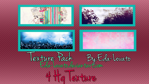 Texture Pack by Eda-Lovato
