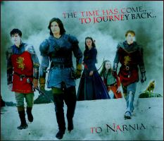 back to Narnia by Jugoria